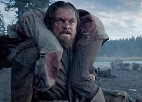 Hovedpersonen Hugh Glass spillet af Leonardo DiCaprio fra the Revenant